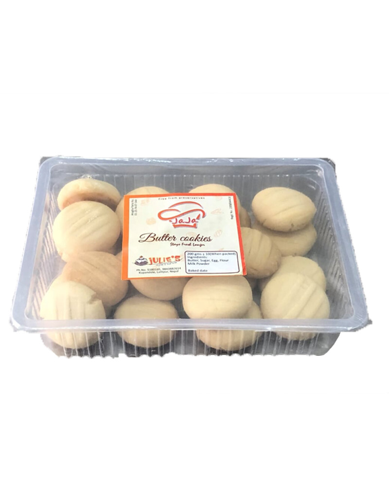 Butter cookies 200 grms