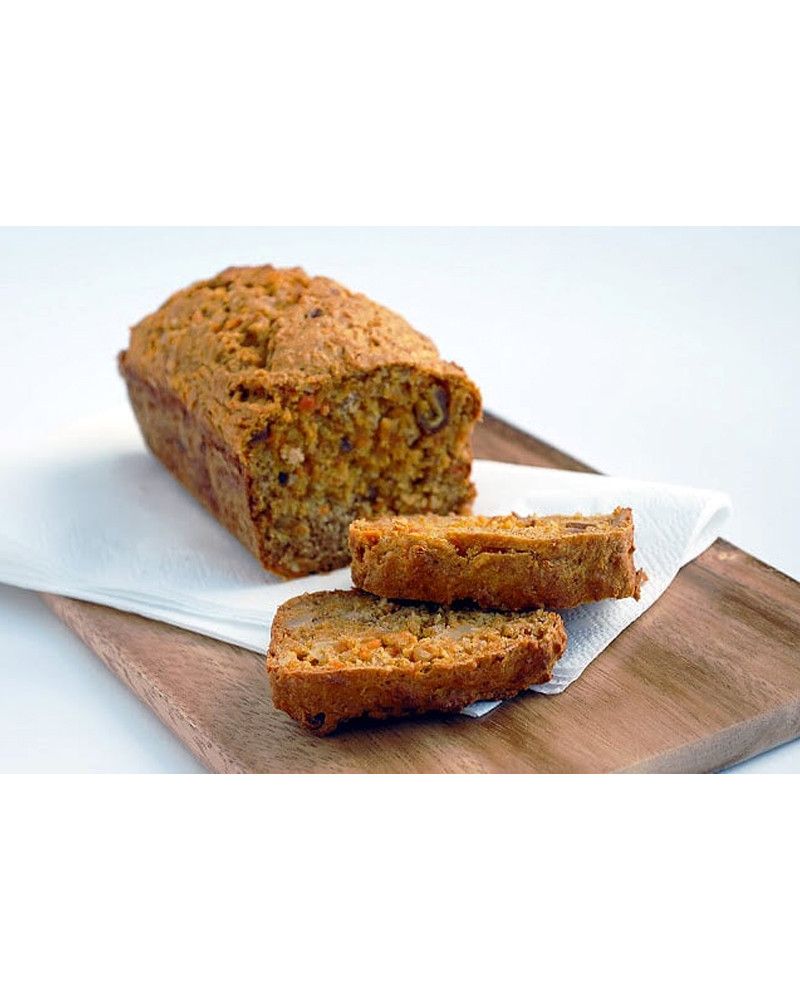Carrot cake loaf 300 grms