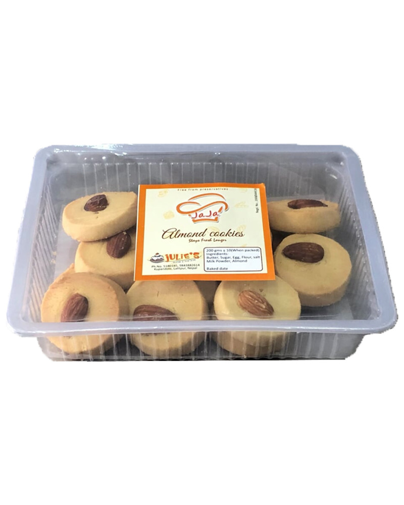 Almond cookies 200 grms