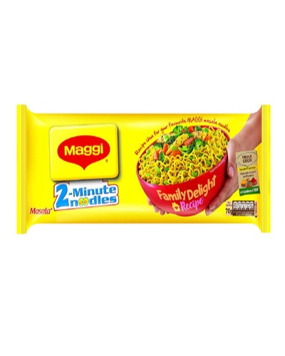 MAGGIE 2-MINUTES NOODLES FAMILY DELIGHT 280GM