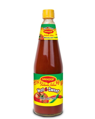 MAGGIE HOT AND SWEET TOMATO CHILLI SAUCE 1KG
