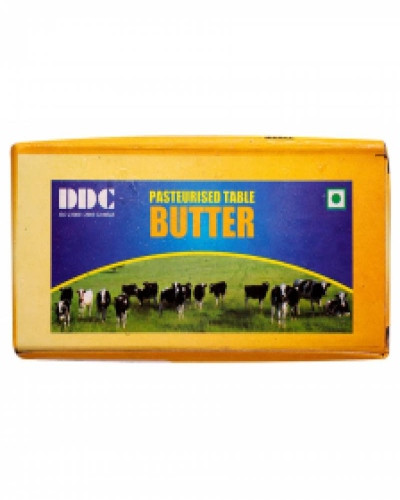 DDC PASTEURIZED BUTTER 250 GM