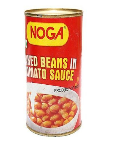 Noga Baked Beans In Tomato Sauce 480gm