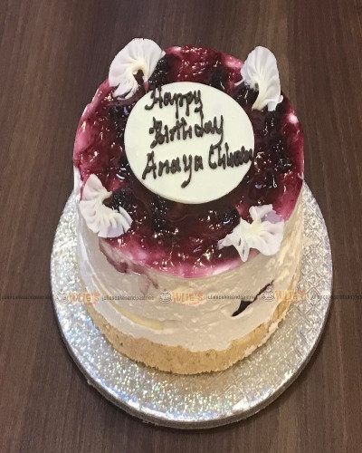 Blueberry cheese cake 2lb