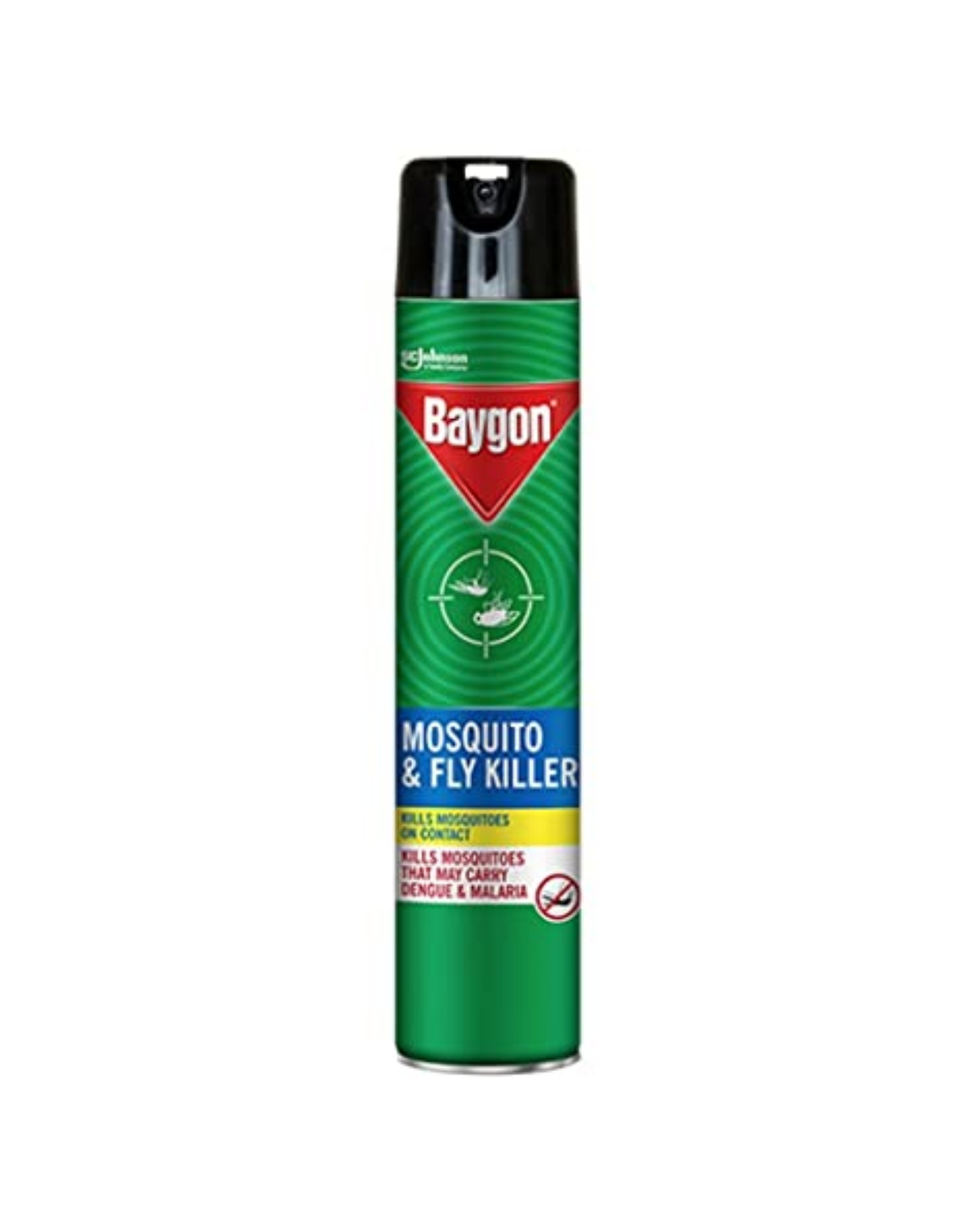 BAYGON MOSQUITO & FLY KILLER 625ML
