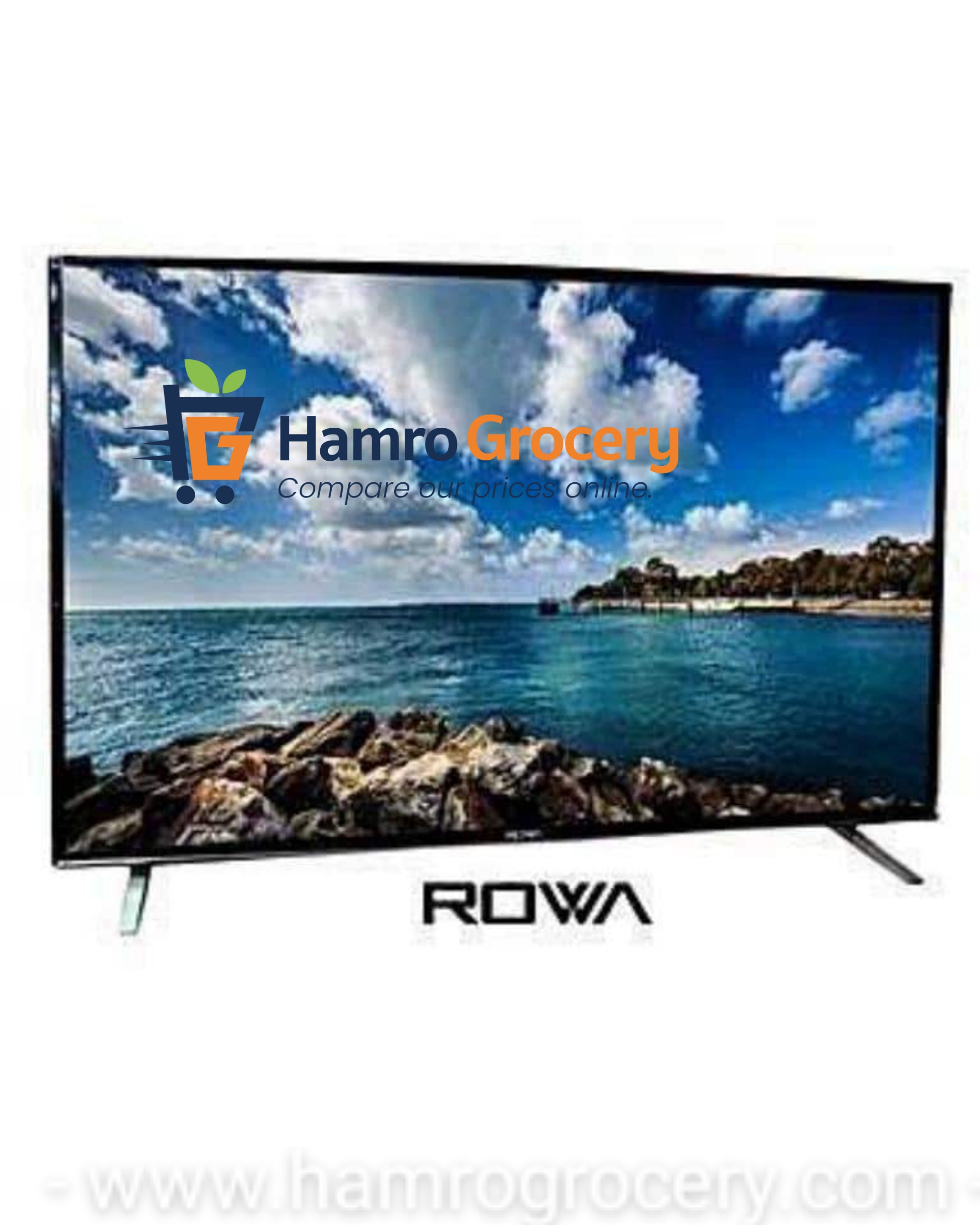 ROWA 49 Inch SMART ANDROID HD LED TV (TELEVISION) (49D1291A)